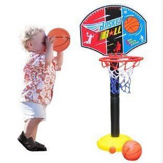 Đồ chơi trẻ em đồ chơi thông minh Bộ bóng rổ 3048