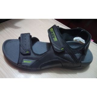 Sandal bitis nam cao cấp DY0057 Đen