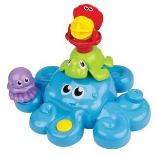 Đồ chơi tắm cho bé - tháp xếp chồng bạch tuộc phun nước vui nhộn Winfun 7117 - Phát triển tư duy logic- kỹ năng cho bé thumbnail