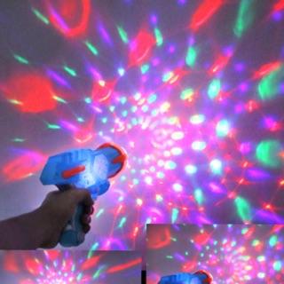 [TẶNG PIN] Súng đồ chơi trẻ em có đèn và nhạc
