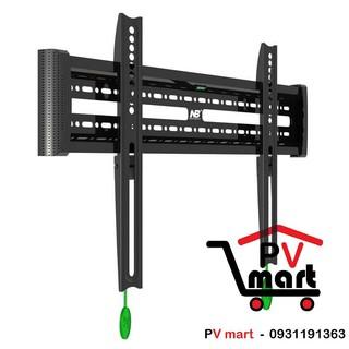 Giá treo tivi thẳng 32inch – 65 inch hàng nhập khẩu – khung treo tivi NB-C3F xát tường