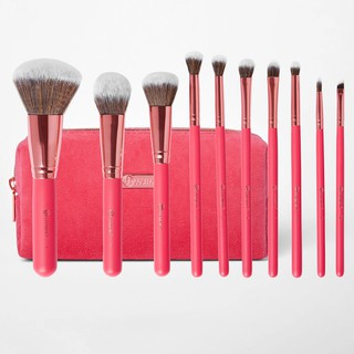 Bộ Cọ BH Cosmetics Bombshell Beauty 10 Piece Brush Set (FULL BOX) thumbnail