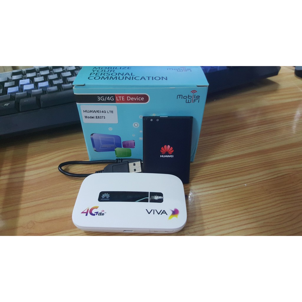 Phát wifi 4G Huawei Viva E5373