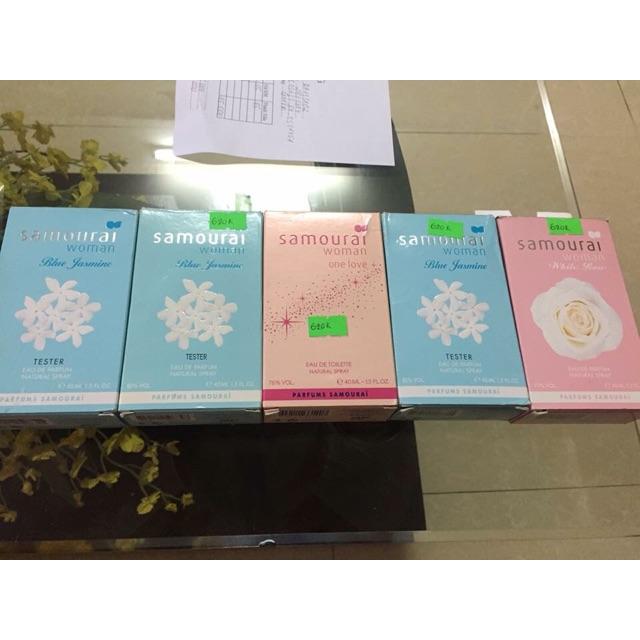 Nước hoa Samourai Nhật Bản thơm dịu nhẹ - 2474161 , 199505505 , 322_199505505 , 620000 , Nuoc-hoa-Samourai-Nhat-Ban-thom-diu-nhe-322_199505505 , shopee.vn , Nước hoa Samourai Nhật Bản thơm dịu nhẹ