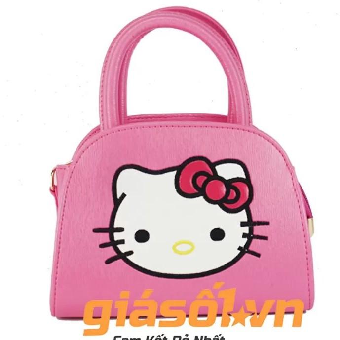Túi đeo chéo bé gái Helo kitty 001