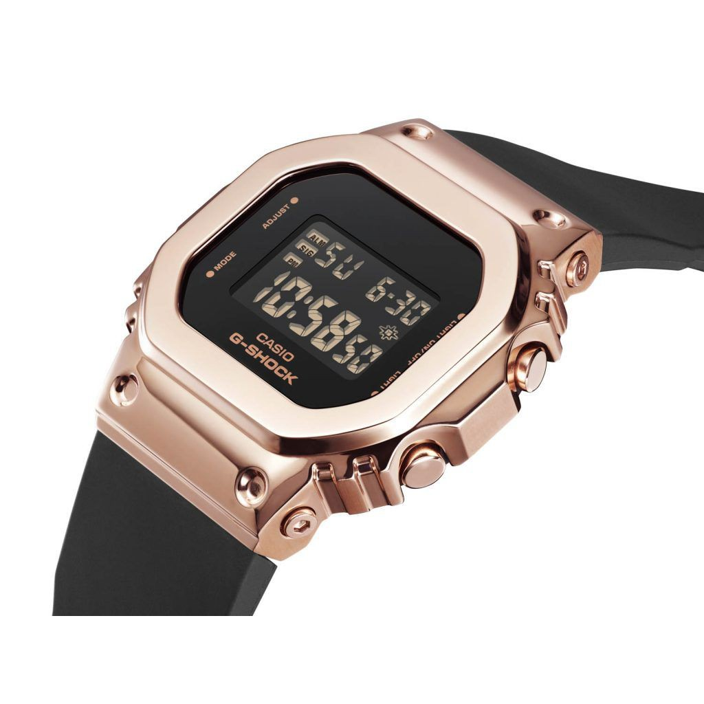 [Mã FARSBR243 giảm 15% đơn 249K] Đồng hồ Casio nữ G-Shock GM-S5600PG-1DR