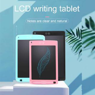 """Thick Font Kids Drawing Writing Tablet Toys Gifts 8.5"""" 11"""" 12"""" LCD Digital Graphic Board Electronic Handwriting Pad"""