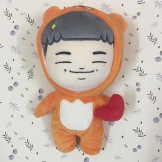 Combo doll DimpleMon + premium photo RM