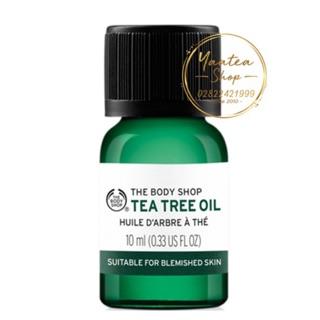 Tinh dầu tràm trà Tea Tree Oil The Body Shop 10ml