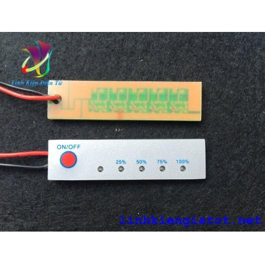 Combo 5 cái Báo dung lượng pin 3S, pin 12V, acquy 12V, báo pin 3sv - 2505142 , 781840570 , 322_781840570 , 215000 , Combo-5-cai-Bao-dung-luong-pin-3S-pin-12V-acquy-12V-bao-pin-3sv-322_781840570 , shopee.vn , Combo 5 cái Báo dung lượng pin 3S, pin 12V, acquy 12V, báo pin 3sv
