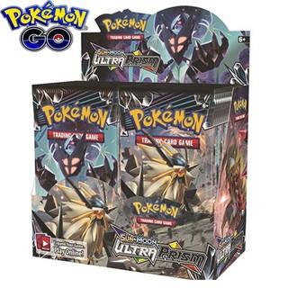 Bộ Thẻ Bài Pokemon 324 Thẻ Trading Card Game Sun&Moon Ultra Prism TCG Sưu Tập Cao Cấp thumbnail