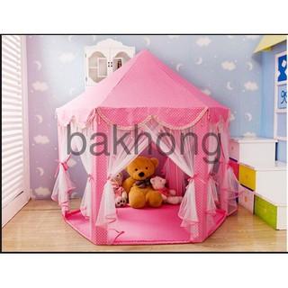Lều công chúa, hoàng tử bakhong
