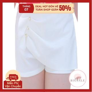 Quần Short Nữ Giả Váy Chất Lượng Cao - Bigsale_Women thumbnail