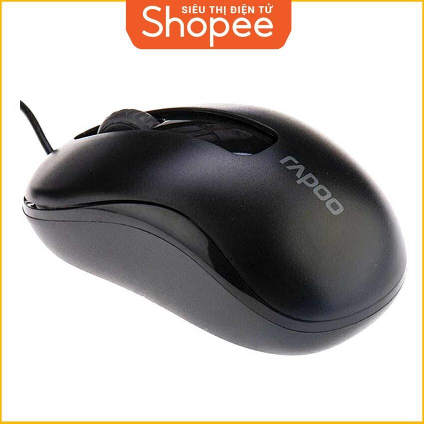 [Siêu Khuyến Mãi] Chuột máy tính thương hiệu Rapoo N1190 Giá chỉ 89.000₫