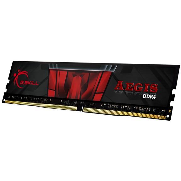 RAM G.SKILL AEGIS – 8GB(8GBx1) DDR4 2666MHz – F4-2666C19S-8GIS Giá chỉ 1.080.000₫