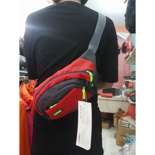 Túi đeo chéo hay ngang bụng thời trang unisex phong cách Hàn thumbnail