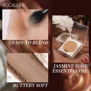Focallure Full Coverage Creamy Smooth Texture JasmineMeetsRose Contour 1pc 3.7g 6