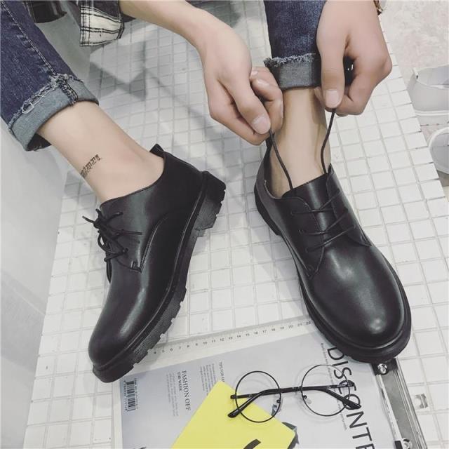 Giày Da Nam Chất Đẹp, Giày Tây Công Sở Trẻ Trung