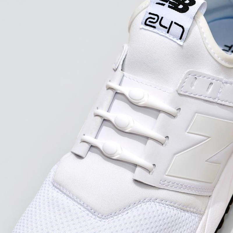 Dây giày cao su thông minh Hilaces 14 sợi thế hệ thứ 2 độ bền cao không lo rớt dây giày Chammart