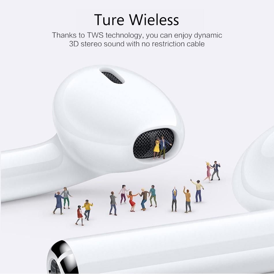 Tai nghe nhét tai Pulierde i9s TWS Bluetooth V5.0