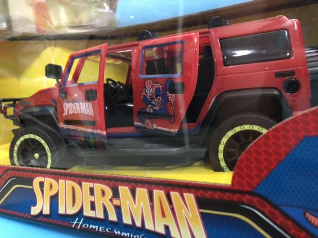 Xe nhện điều khiển + Pin sạc