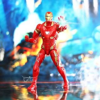 Mô hình Iron man Mk50 Marvel Legends chính hãng