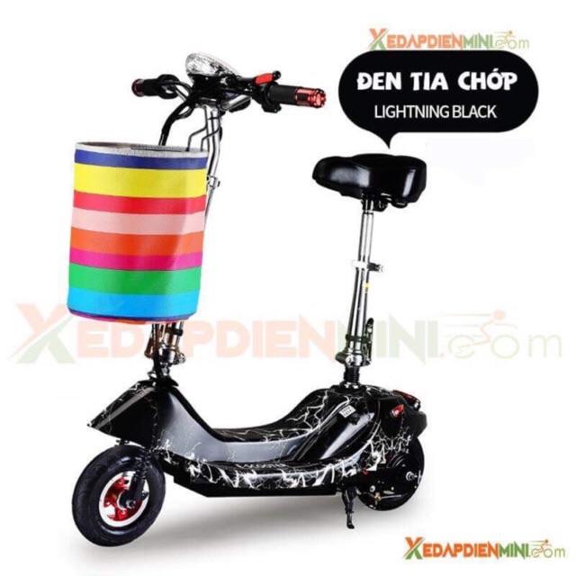 Xe điện mini E-Scooter Plus 8 inch - Hàng nhập khẩu