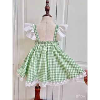 Váy đầm bé gái💕𝑭𝑹𝑬𝑬𝑺𝑯𝑰𝑷+ tặng TURBAN💕 Váy xinh cho bé gái, váy hè cho bé gái, cực xinh