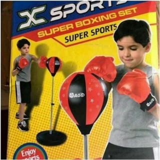 Đồ chơi đấm bốc Boxing Children (siêu rẻ)
