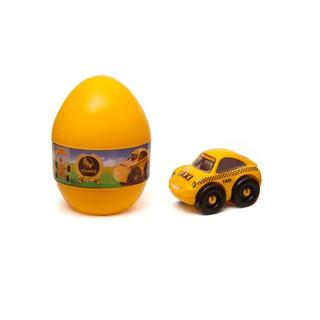 Đồ chơi – Quả trứng thần kỳ – Xe Taxi