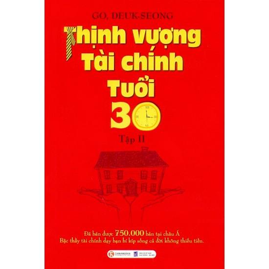 Sách - Thịnh vượng tài chính tuổi 30 tập 2 - 3491299 , 1153516111 , 322_1153516111 , 69000 , Sach-Thinh-vuong-tai-chinh-tuoi-30-tap-2-322_1153516111 , shopee.vn , Sách - Thịnh vượng tài chính tuổi 30 tập 2