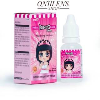 Nước nhỏ mắt Fresh eyes chuyên dụng cho contact lens 15ml