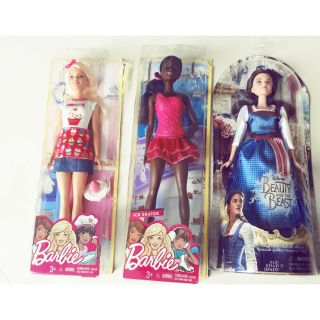 Búp bê Barbies chính hãng xách tay từ Mỹ