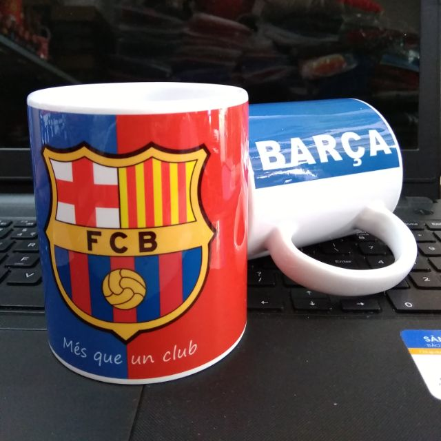 Ly cốc sứ Barcelona