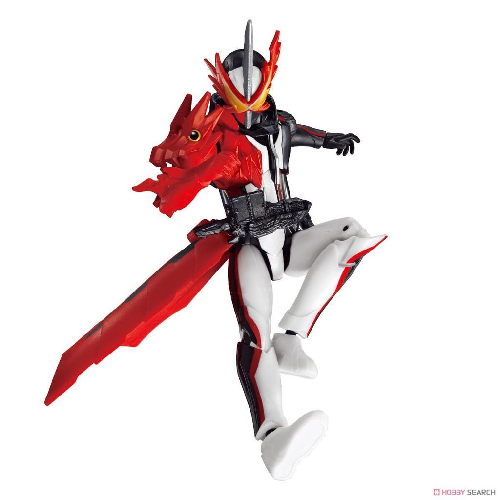 Mô hình Động RKF Kamen Rider Saber (Chính hãng)  Rider Kick Figure