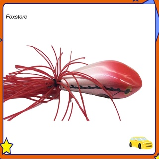 [Fx] Easy to Carry Bait Fishing Lures Hooks Tackle Lightweight for Angling