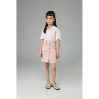 IVY moda áo thun bé gái MS 57G0969