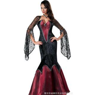 Trang phục hóa trang Ma Cà Rồng 03