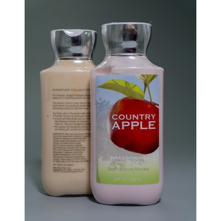 SỮA DƯỠNG THỂ BATH AND BODY WORKS – COUNTRY APPLE 236ML