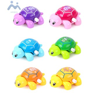 adp*☂Clockwork Tortoise Children Little Turtle Toys Baby Wind-Up Toys☃