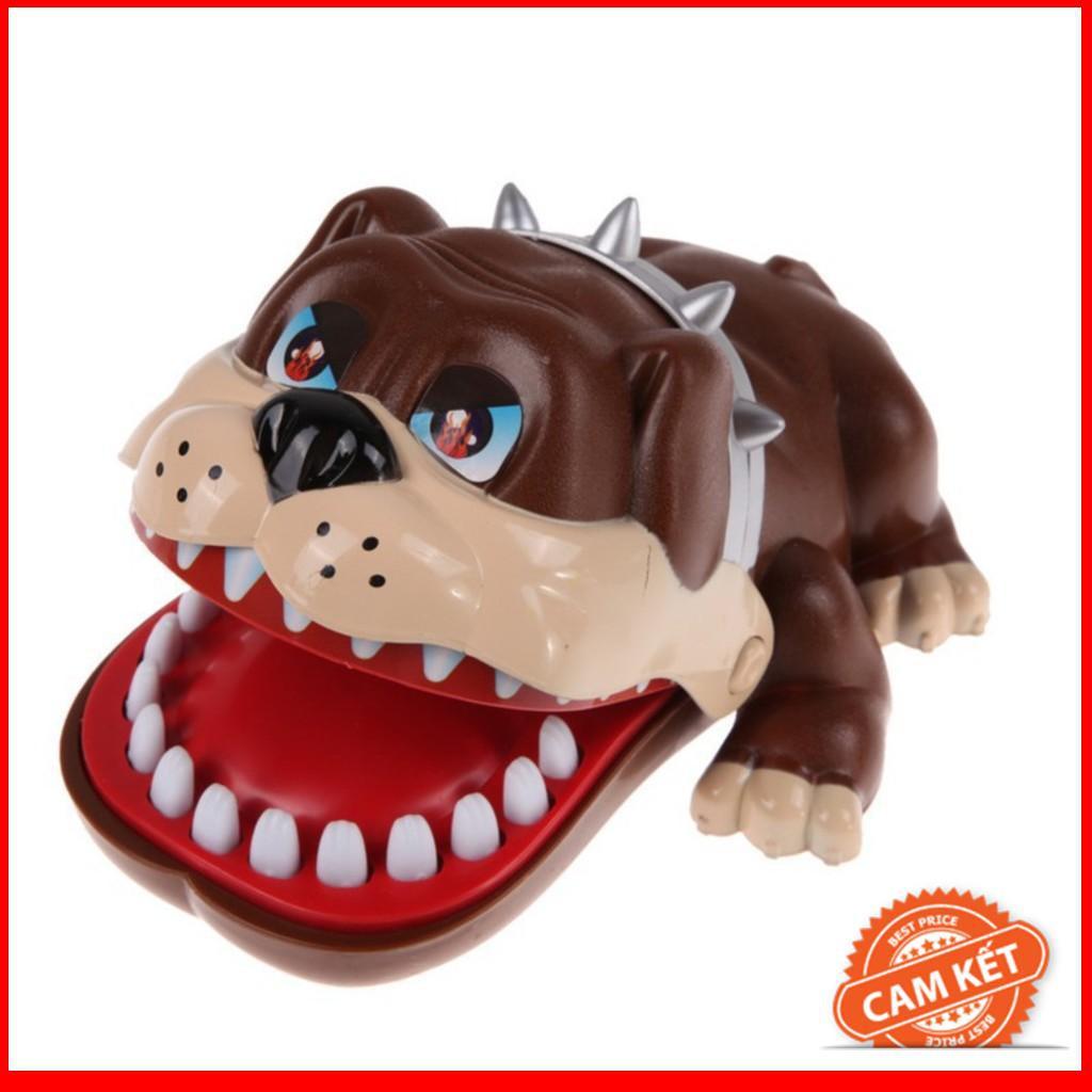 [ẢNH THẬT] Trò chơi khám răng chó siêu hót