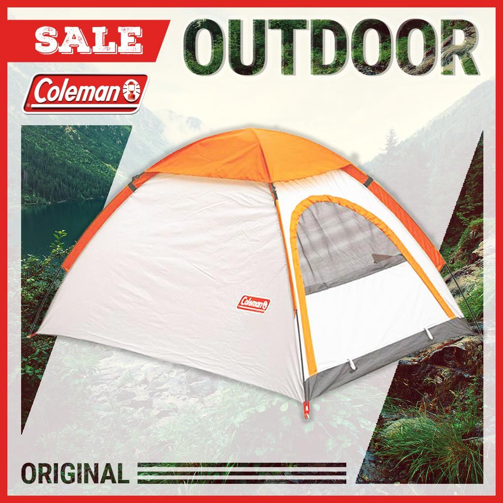 Lều cắm trại 2 người Coleman GO 10942A - Hãng phân phối chính thức - 3403715 , 660852035 , 322_660852035 , 1679000 , Leu-cam-trai-2-nguoi-Coleman-GO-10942A-Hang-phan-phoi-chinh-thuc-322_660852035 , shopee.vn , Lều cắm trại 2 người Coleman GO 10942A - Hãng phân phối chính thức