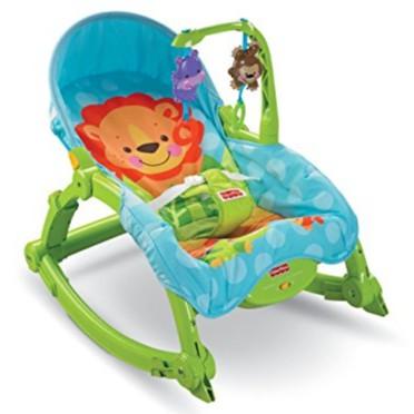 Ghế rung bập bênh cho bé Fisher Price W2811