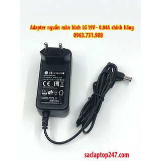 Adapter nguồn màn hình LG 19V 0.84A chính hãng