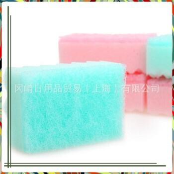 [Giá_Cực _Mềm]  Set 5 miếng xốp rửa bát hình răng cưa Hàng Nhật
