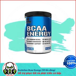 [Sale] Thực Phẩm Bổ Sung Hỗ Trợ Phục Hồi Cơ Bắp EVL Bcaa Energy ( 30 lần dùng)