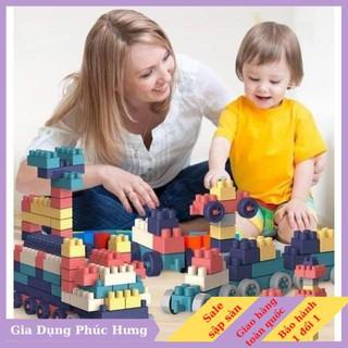 BỘ LEGO BUILDING BLOCK 520 chi tiết