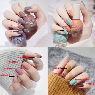 Sơn Móng Tay Nhiều Màu Thời Trang Lựa Chọn N8182 thumbnail