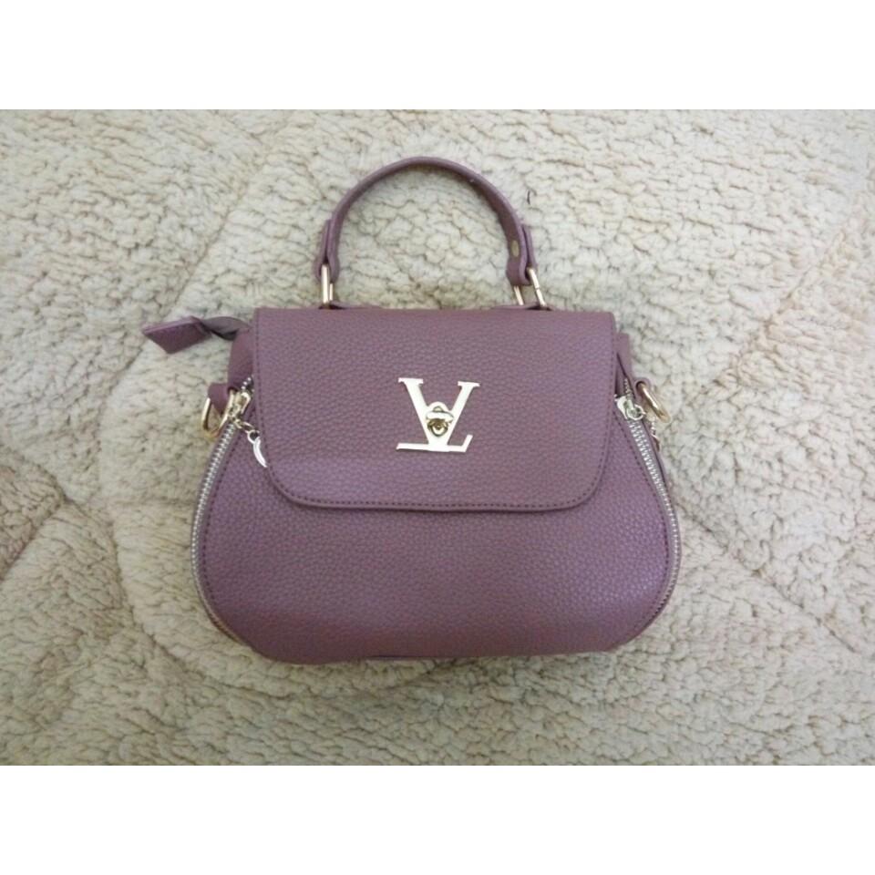 Túi xách LV có khóa kéo 2 bên màu hồng mắm tôm - 2525754 , 173503219 , 322_173503219 , 150000 , Tui-xach-LV-co-khoa-keo-2-ben-mau-hong-mam-tom-322_173503219 , shopee.vn , Túi xách LV có khóa kéo 2 bên màu hồng mắm tôm
