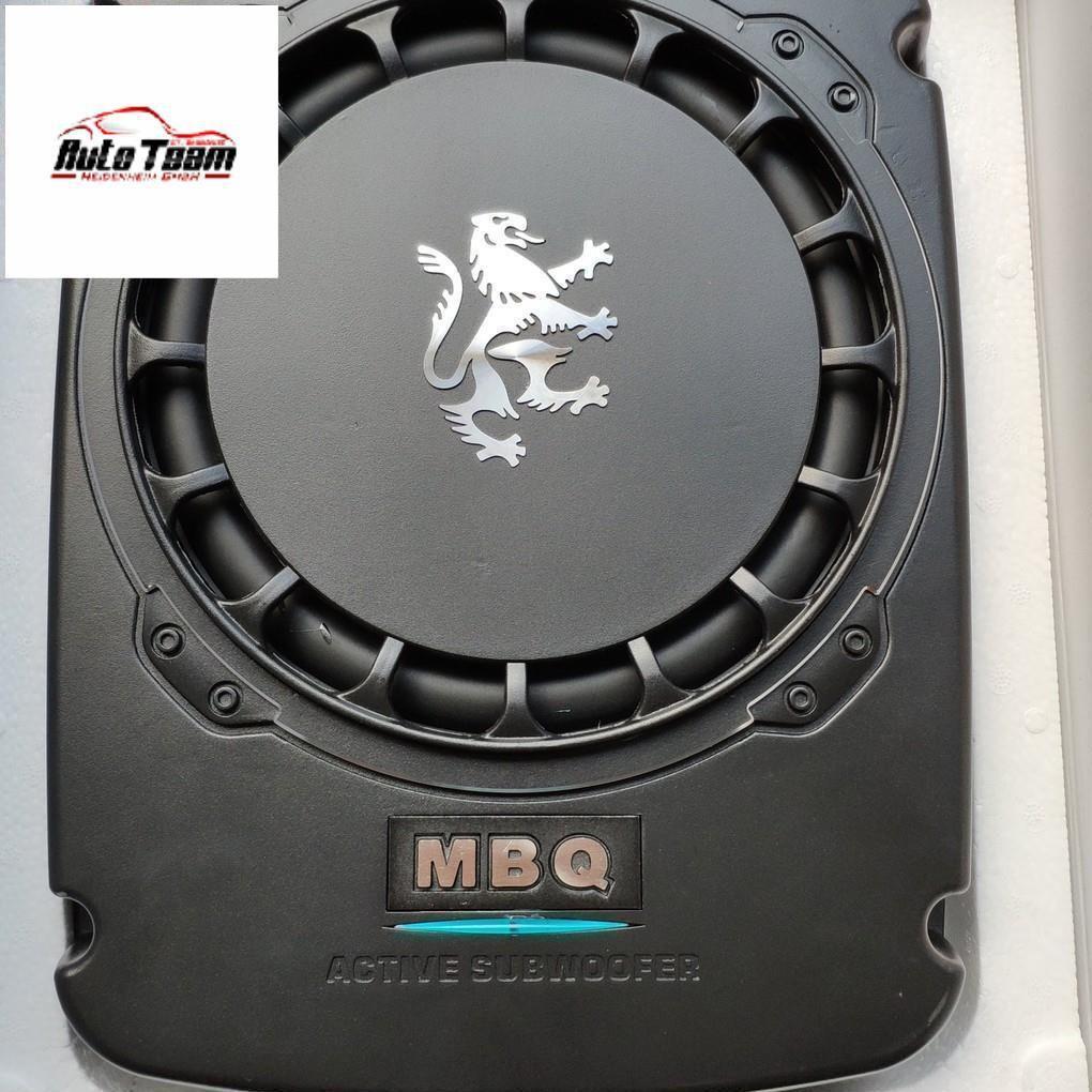 Loa sub gầm ghế ô tô sư tử  MBQ – MB 10RL - hàng chuẩn - giá cạnh tranh nhất thị trường